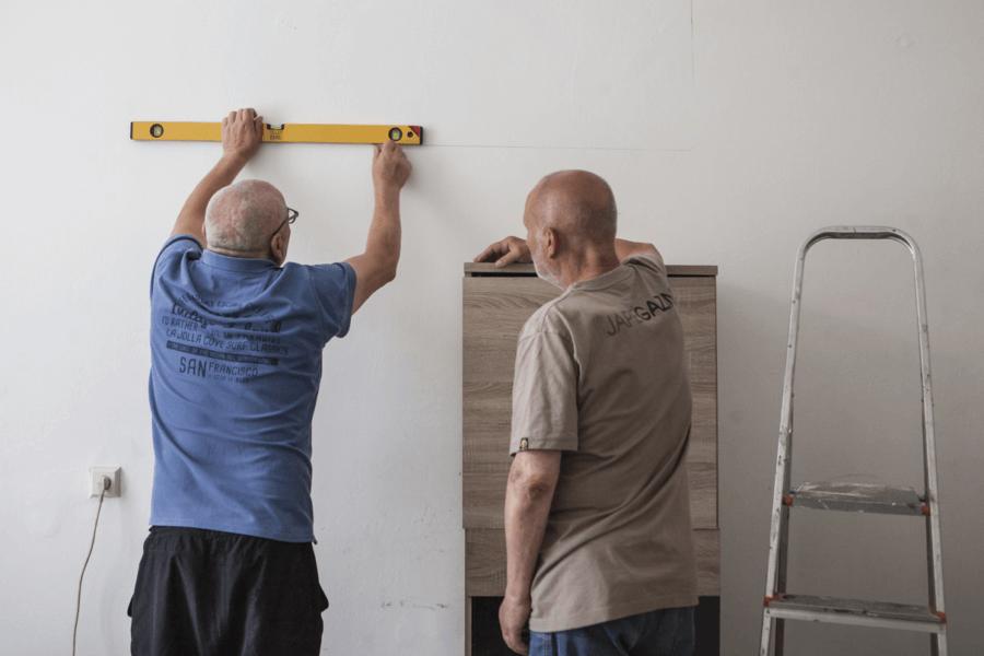 Čtvrtina seniorů má problémy s náklady na bydlení