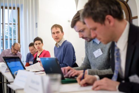 Diskuzní seminář s poslanci ©_Petr Vrabec