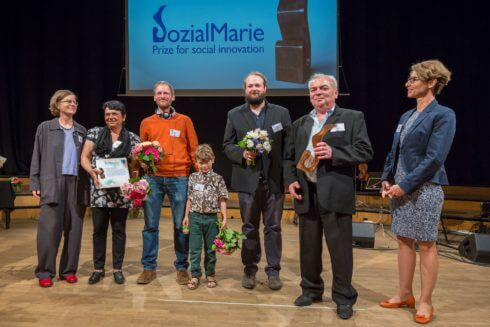 SozialMarie Prize for Social Innovation 2018
