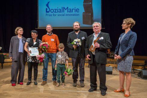SozialMarie Prize for Social Innovation 2018