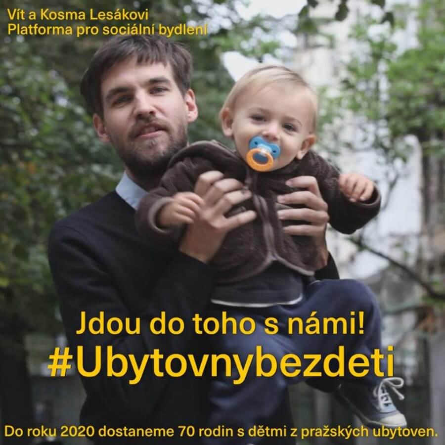 Úspěch kampaně #Ubytovny bez dětíí