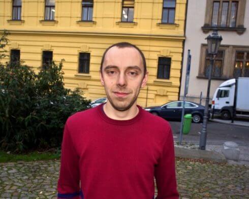 Mgr. Jan Snopek, hlavní analytik Platformy