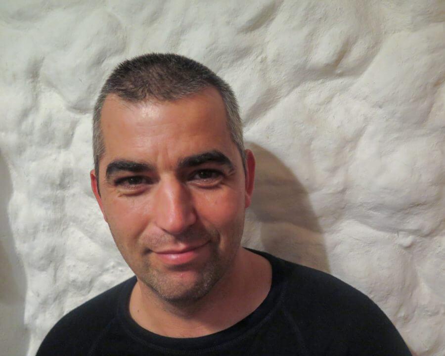David Valouch, poradce pro ukončování bezdomovectví